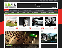 Magnus, WordPress Responsive Magazine Theme