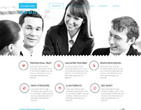 TheBusiness, Wordpress Business Corporate Theme