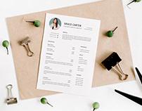 Free Venture Capital Analyst Resume Template