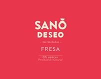 Sano Deseo - Rediseño de marca