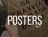 Posters vol #1