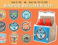 Mix & Match Badge Builder Kit
