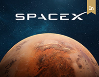 SpaceX Redesign | UI & UX