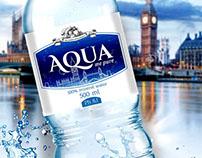 Минеральная вода AQUA me pure
