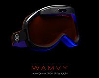 Wamvy Ski Goggle