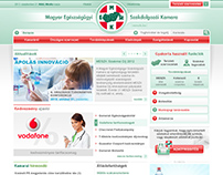 Chamber of Hungarian Health Care Professionals (2012)