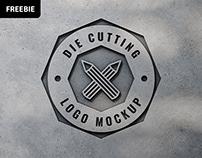 Free Download: Manufacture Logo Mockup