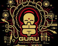 Guru - 5th Anniversary illustration