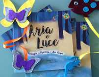 ARIA E LUCE CHILDREN'S BOOK