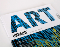 cover for magazine «ART UKRAINE»