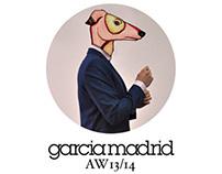 García Madrid Otoño-Invierno 2013
