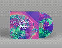 River Accorsi - Bad Things EP Artwork