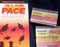 PACE Institute Marketing & Promotional Materials