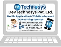 Devtechnosys Pvt. Ltd. - Inspired by thoughts