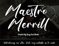 Maestro Merrill