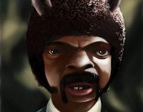 Pulp Fiction Llama