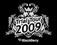 BlackBerry Trial Tour 2009