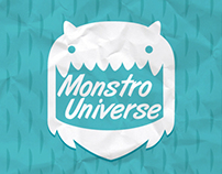 Monstro Universe: Paper Cuts