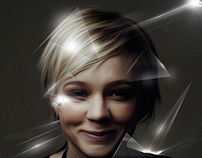Photo Manipulation (Carey Mulligan)