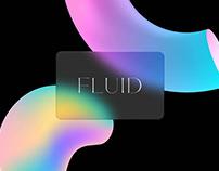 Transparent Plastic Card Mockup