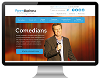 Funny Business Website