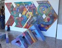 "la biennale di venezia 2013 ""Unliteral latters"""
