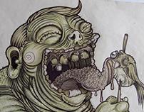 Sketch guacala