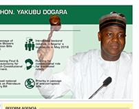 Infographic: Dogara's Achievements