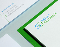 Skills Alliance | Visual identity