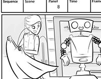 Storyboard Test - Ready Jet Go!