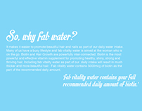 Fab Water Brochure