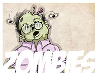 Zombie Illustrations