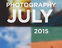 Photography  - July - 2015