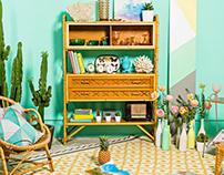 Pastel Colors Details