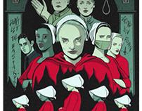 The Handmaid's tale fan art