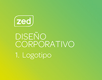 Zed – Diseño corporativo - Logotipo.