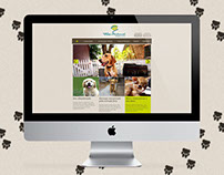 Vila Animal - Website
