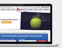 Kabooh Website Design