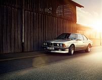 BMW // M 635 csi