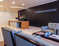 Carpmaels & Ransford Corporate Identity Design