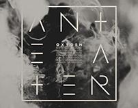 "Anteater ""Oxygen"" 12"" LP"