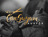 CanSuyum Hair Salon Branding