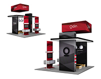 20'x20' Booth Odin