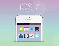 iOS 7 - Conceptual icons