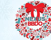 Christmas Ident Nexus BBDO 2011