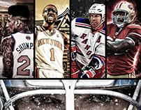 Sports and Social Media - Part I