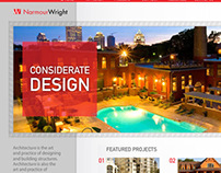 Narmour Wright Corporate Website