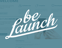 Be Launch - Website Task