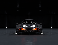 JET CAR_ Vehicle Design