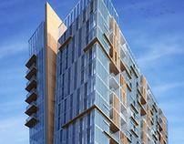 Mixed Use Building, Dubai, UAE